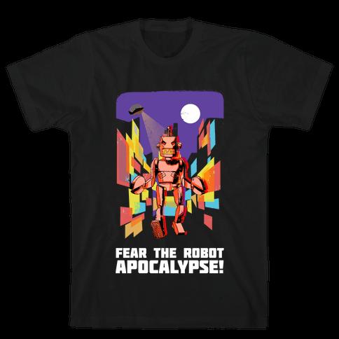 Fear The Robot Apocalypse