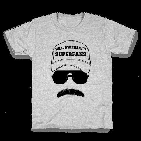 Bill Swerski's Superfans Kids T-Shirt