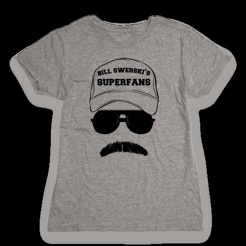 Bill Swerski's Superfans Womens T-Shirt