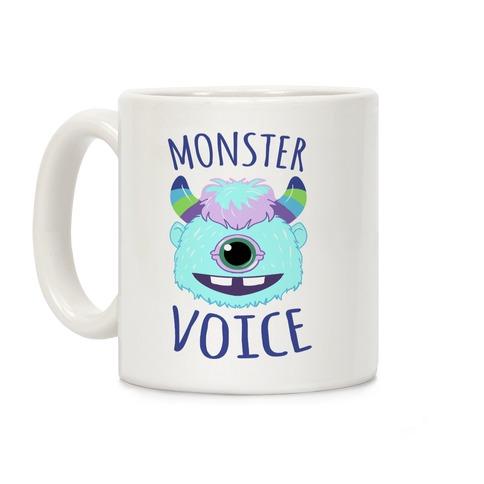 Monster Voice Coffee Mug