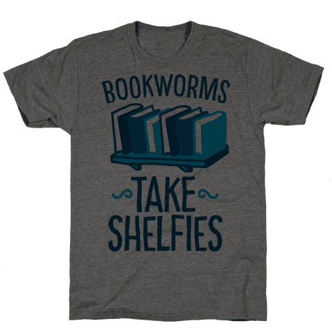 Bookworms Take Shelfies