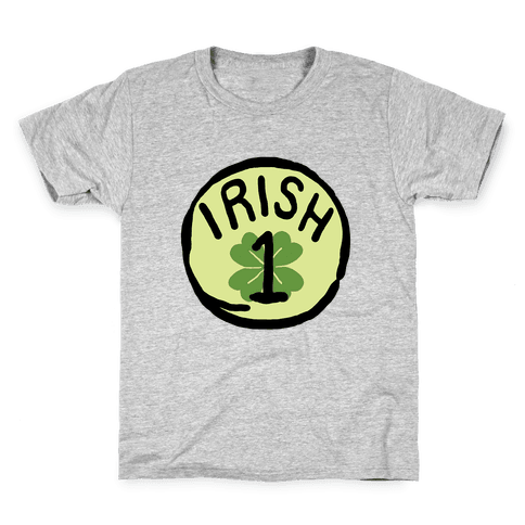 Irish 1 (St. Patricks Day) Kids T-Shirt