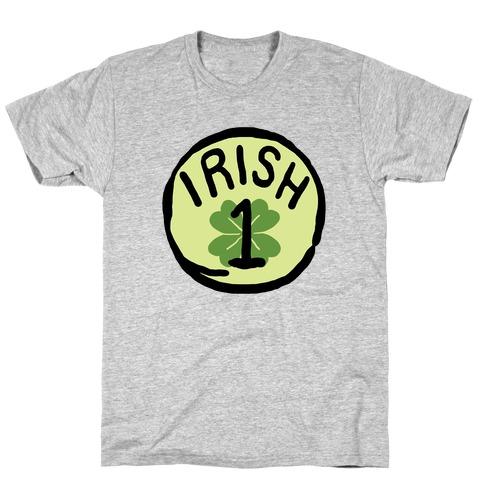 Irish 1 (St. Patricks Day) Mens/Unisex T-Shirt