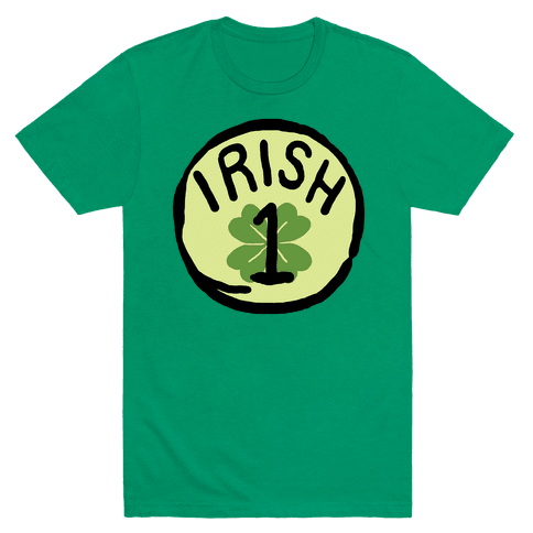 Irish 1 (St. Patricks Day) Mens T-Shirt