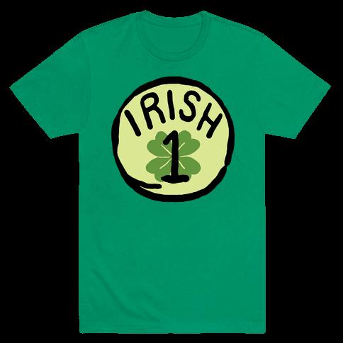 Irish 1 (St. Patricks Day) Mens T-Shirt