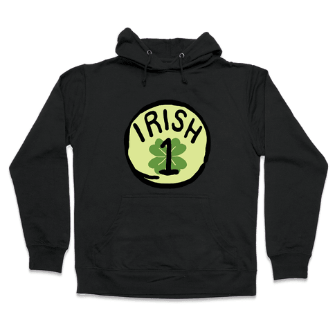 Irish 1 (St. Patricks Day) Hooded Sweatshirt