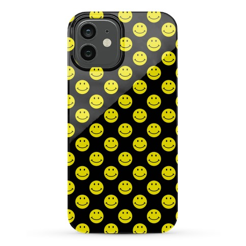 Smiley Face Pattern Phone Case
