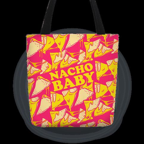 Nacho Baby Tote