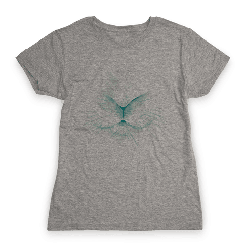 Snow Rabbit Womens T-Shirt