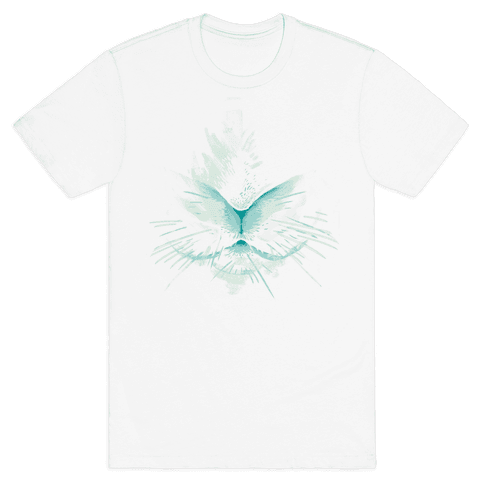 Snow Rabbit Mens T-Shirt