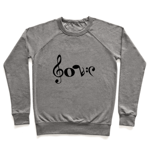 Love Notes Pullover