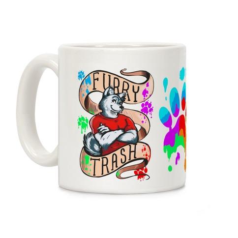 Furry Trash Coffee Mug
