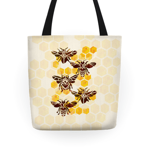 Bee Kingdom Tote