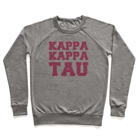 e621791c0c91 Kappa Kappa Tau Killer Sorority Pullover