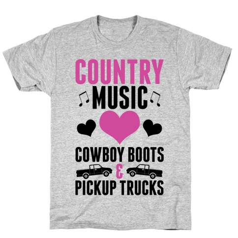 Country Love T-Shirt