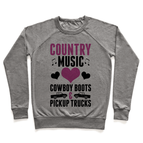 Country Love Pullover