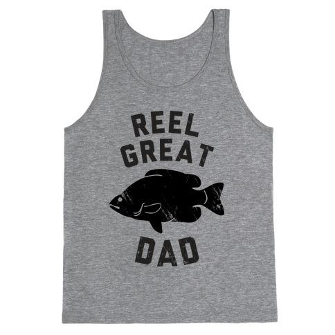 Reel Great Dad Tank Top
