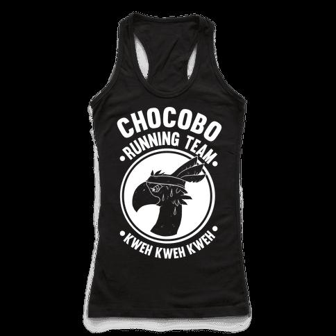 Chocobo Running Team Kweh!
