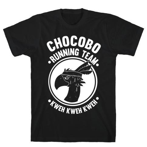 Chocobo Running Team Kweh! T-Shirt