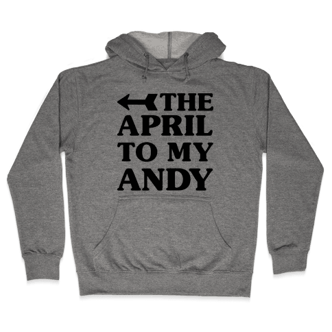 The April to My Andy Hooded Sweatshirt