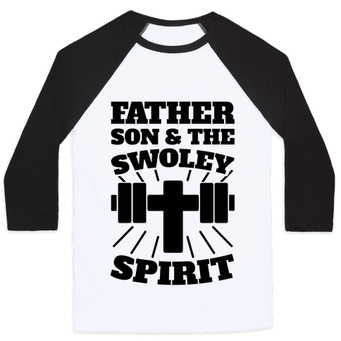 Father Son & The Swoley Spirit Baseball Tee