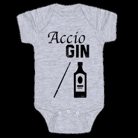 Accio GIN Baby Onesy
