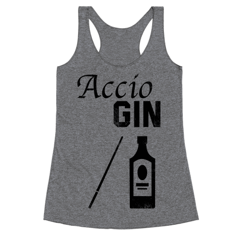 Accio GIN Racerback Tank Top