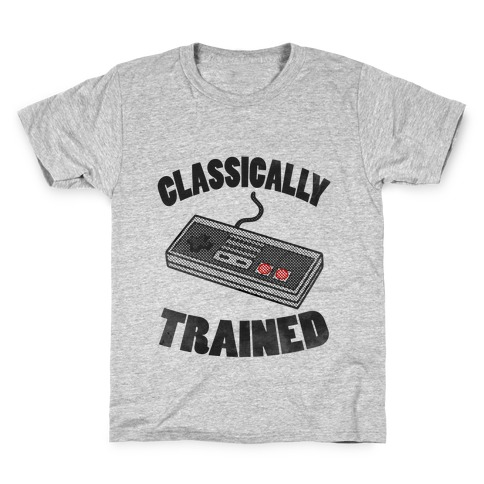 I'm Classically Trained Kids T-Shirt