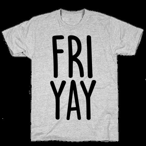 FRIYAY Mens T-Shirt