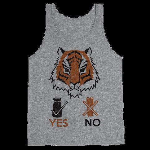 Tigers Hate Cinnamon Tank Top