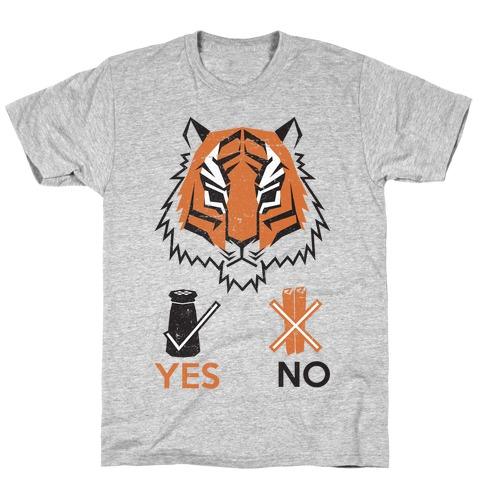 Tigers Hate Cinnamon T-Shirt