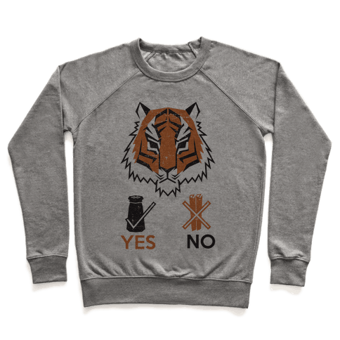 Tigers Hate Cinnamon Pullover