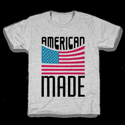 American Made Kids T-Shirt