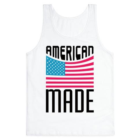 American Made Tank Top