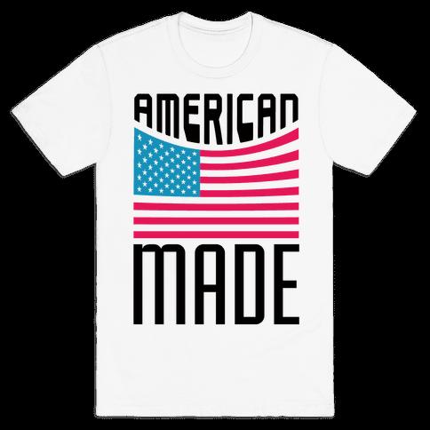 American Made Mens T-Shirt