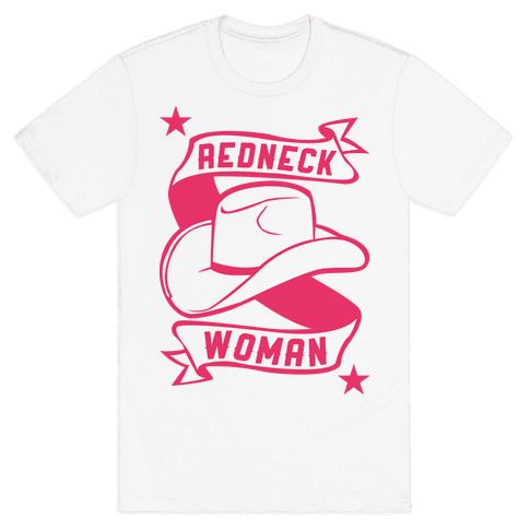 Redneck Woman Mens T-Shirt