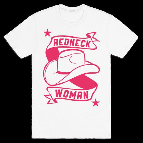 Redneck Woman Mens T-Shirt