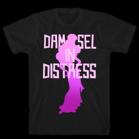 Damsel In Distress Mens T-Shirt