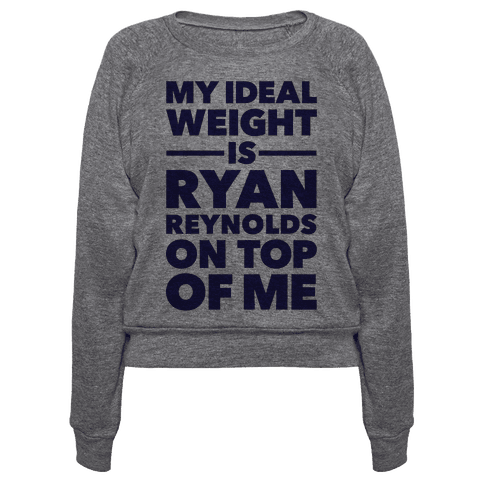 Ideal Weight (Ryan Reynolds)