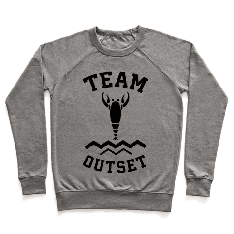 Team Outset Pullover