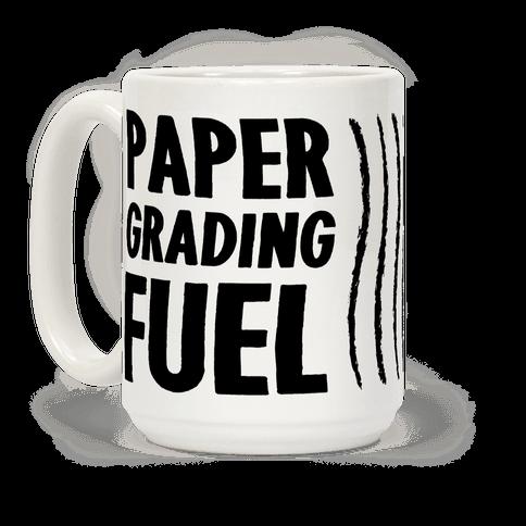 Paper Grading Fuel