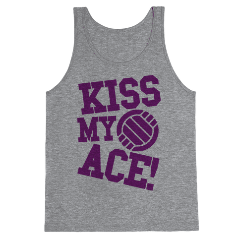 Kiss My Ace! Tank Top