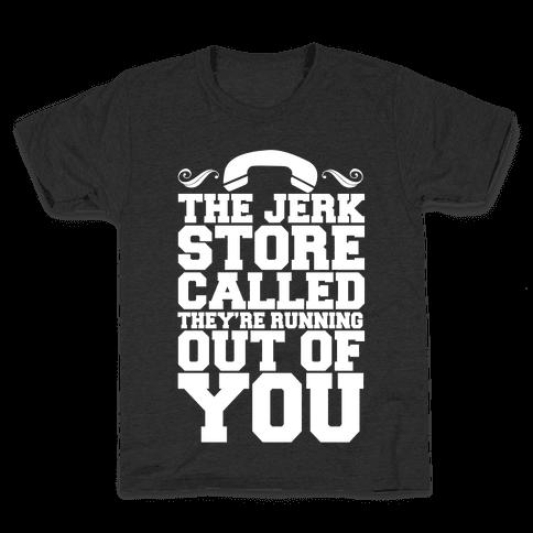 The Jerk Store Kids T-Shirt