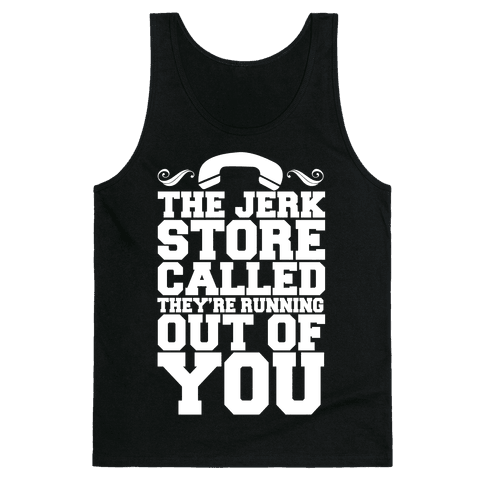 The Jerk Store Tank Top