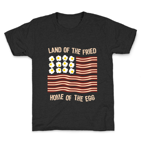 Land of the Fried Kids T-Shirt