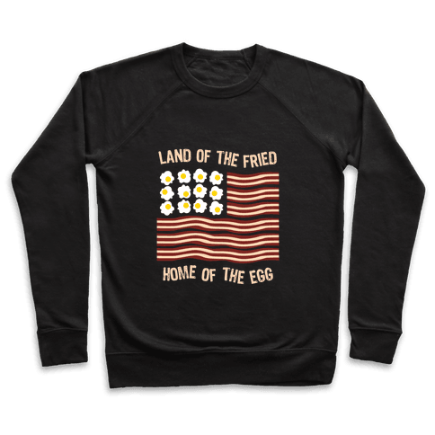 Land of the Fried Pullover