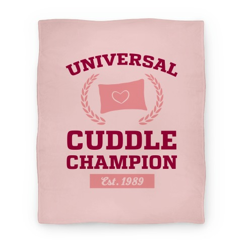 Universal Cuddle Champion Blanket