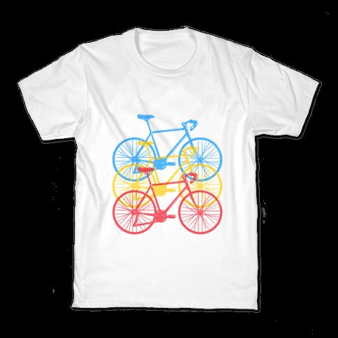 RBY Bikes Kids T-Shirt