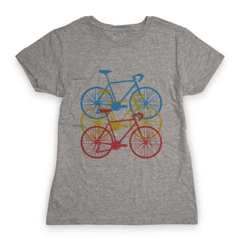 RBY Bikes Womens T-Shirt