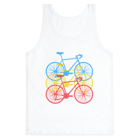 RBY Bikes Tank Top